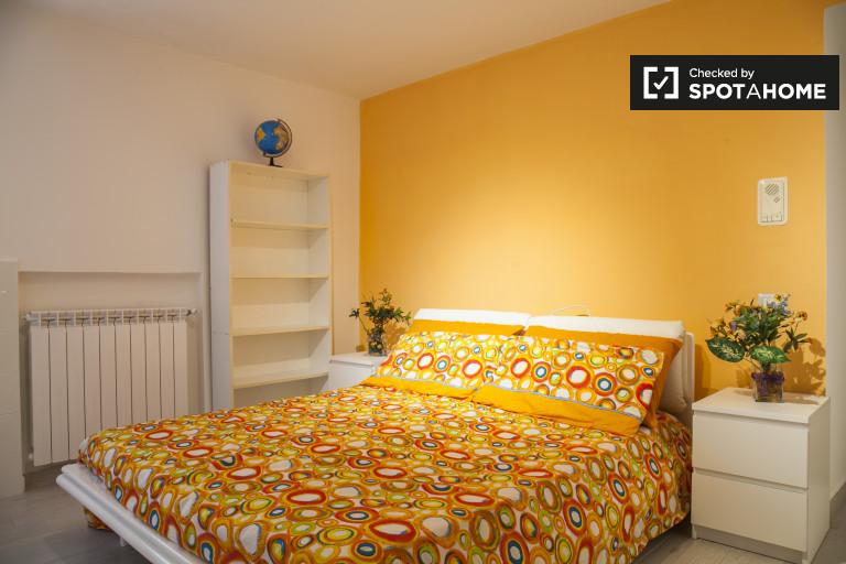 Studio-Wohnung zur Miete in Monte Sacro, Rom
