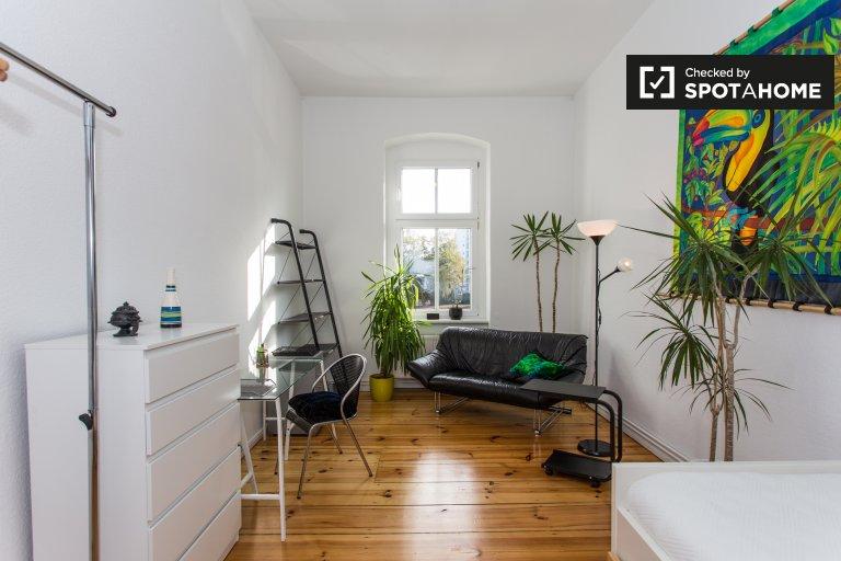 Piękny pokój do wynajęcia w Wuhlheide w Berlinie
