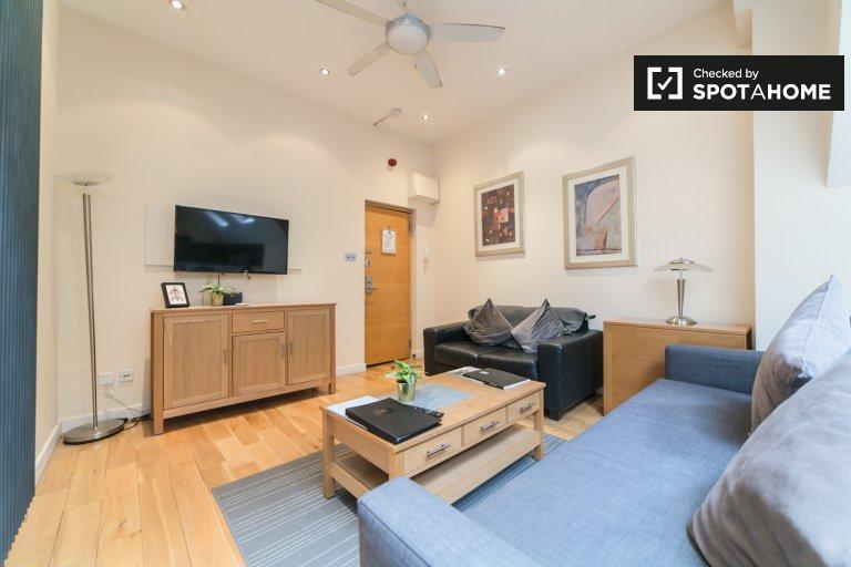 Chic appartement d'une chambre à louer à City of London