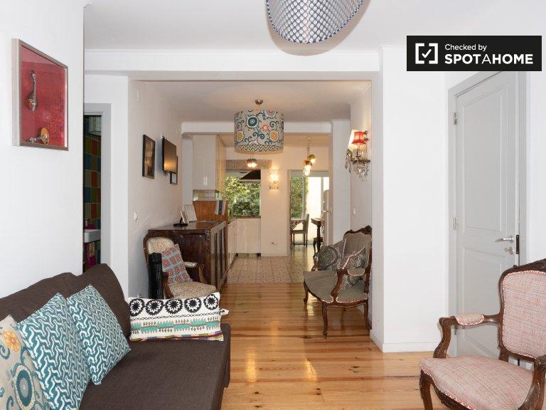 2-bedroom apartment for rent in Estrela, Lisbon