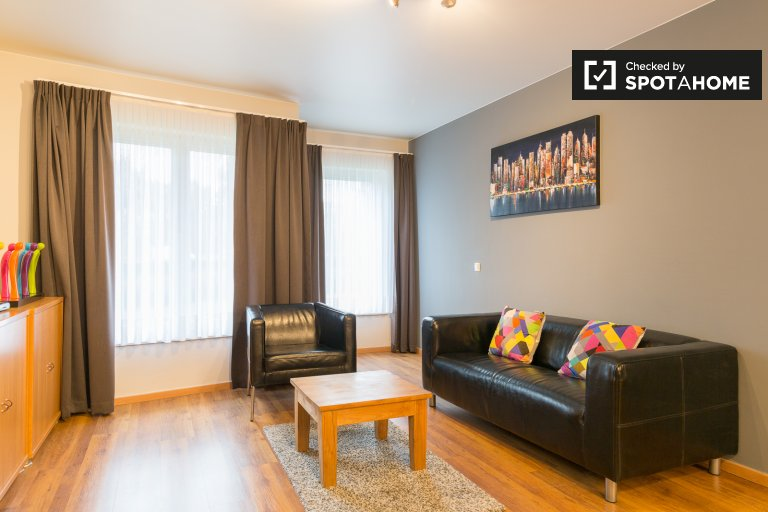 2-bedroom apartment for rent, Woluwe Saint Lambert, Brussels