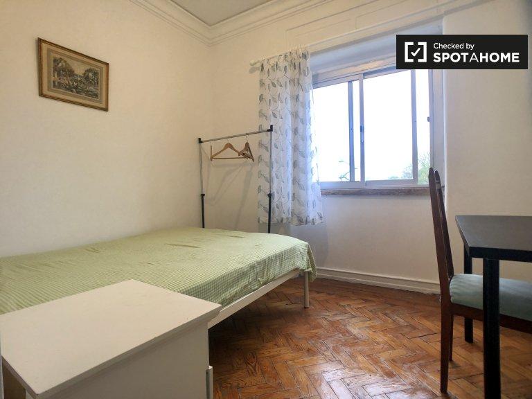 Pokój do wynajęcia w 5-pokojowym mieszkaniu Cidade Universitária