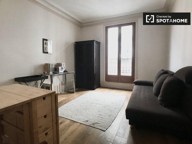 Appartement 1 chambre à louer à Cité Rogue, Paris