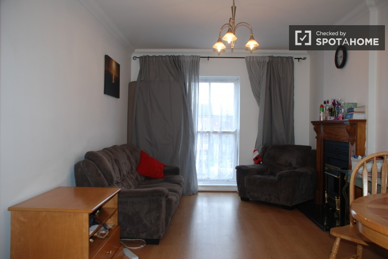 2 Bedroom Apartment for Professionals Only in Dublin City Centre