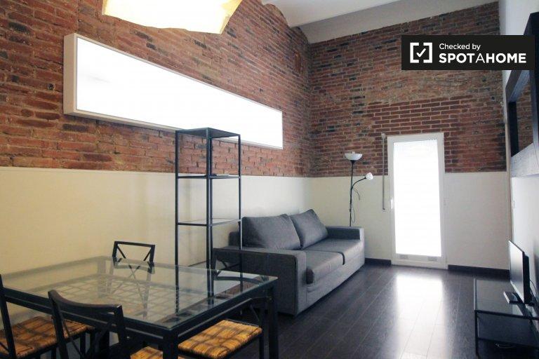 1-bedroom apartment for rent in Gràcia, Barcelona