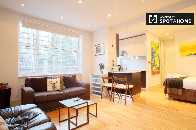 Impressionante estúdio para alugar em Kensington & Chelsea, Londres