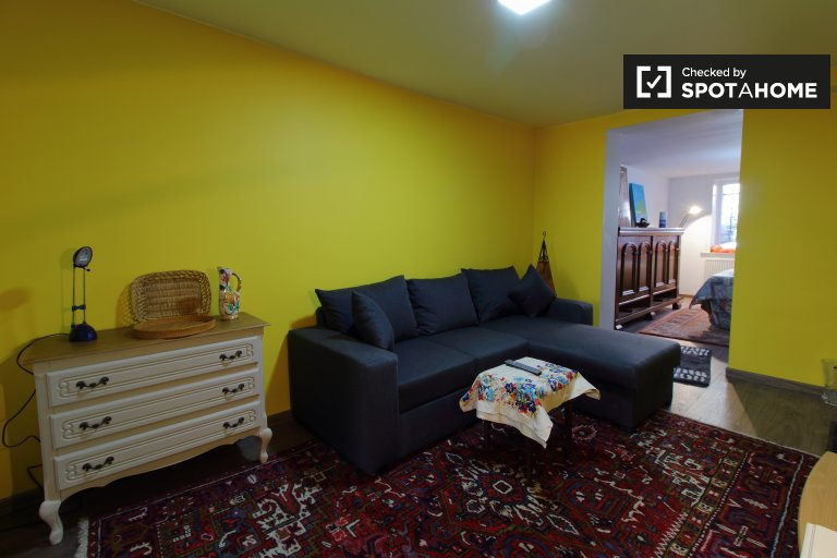 1-bedroom apartment to rent in Forest, Brussels