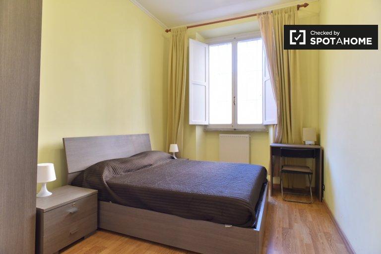 Stanza in affitto in appartamento con 4 camere da letto in Centro Storico
