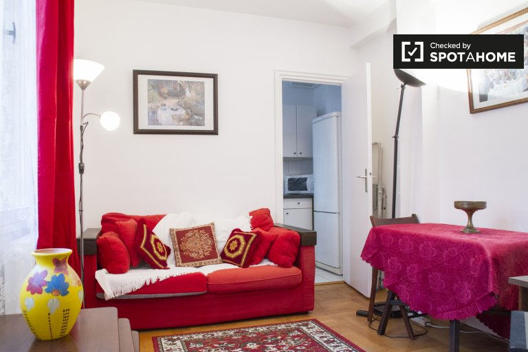 Recently renovated 1-bedroom apartment for rent in Neuilly-sur-Seine