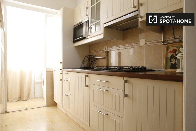 Campo Pequeno Lisboa bölgesinde kiralık 1 yatak odalı daire