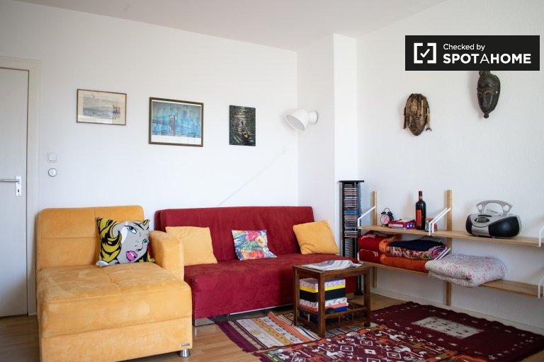 apartamento de 1 dormitorio en alquiler en Charlottenburg, Berlín