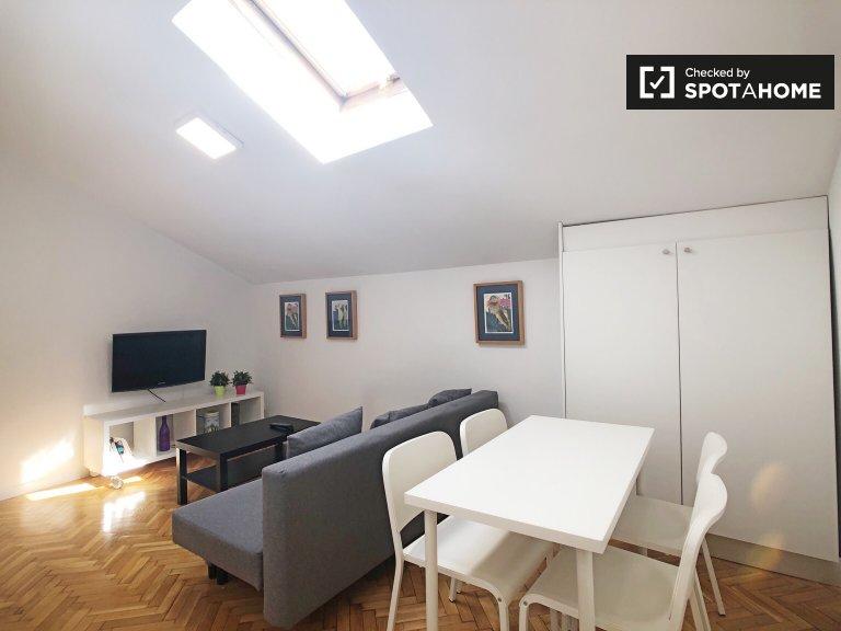 Appartamento con 1 camera da letto in affitto a La Latina, Madrid