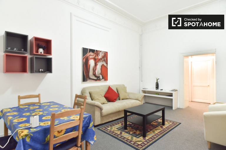 3-bedroom apartment for rent in Centro Storico