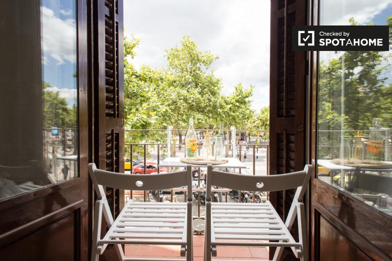 Plaj yanında kiralık şık 2 odalı daire - Barselona