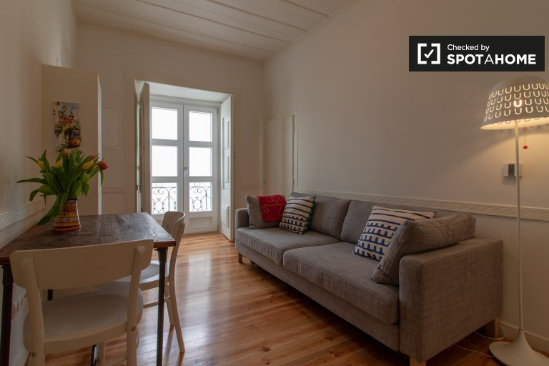 Chic apartment for rent in Santa Maria Maior, Lisbon