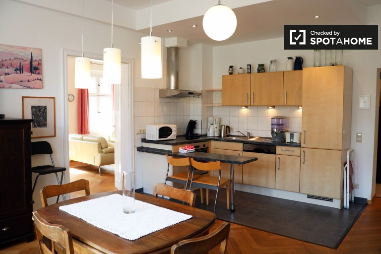 Apartment with 3 bedrooms for rent in Steglitz-Zehlendorf
