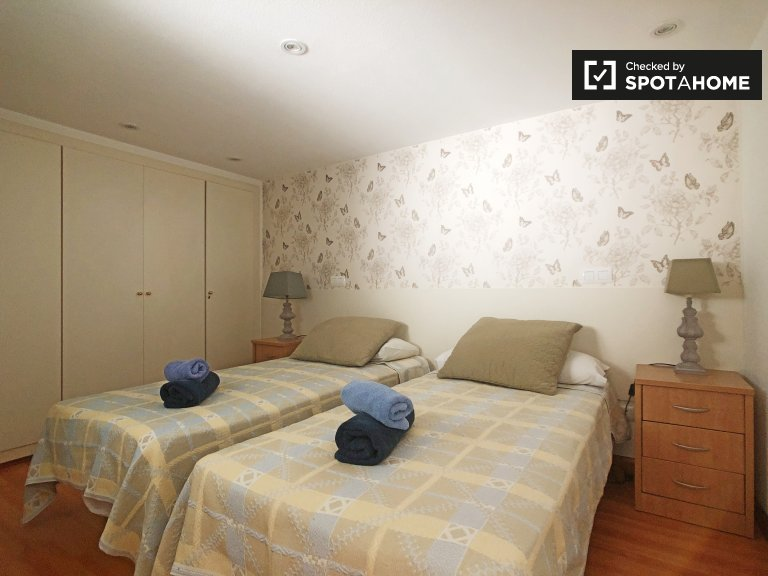 1-bedroom apartment for rent in Centro, Madrid