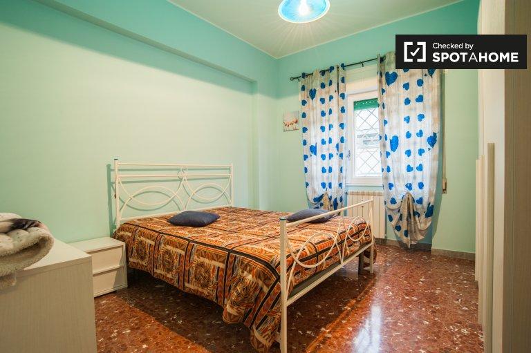 Spacieux appartement de 2 chambres à louer à Lido di Ostia, Rome