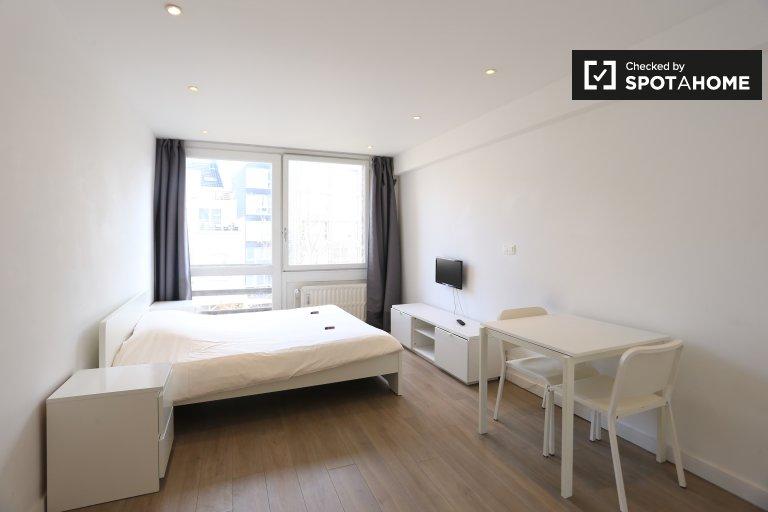 Studio appartement à louer à Saint Gilles, Bruxelles