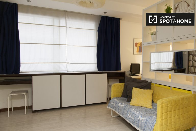 Nice studio apartment for rent in Chueca, Madrid