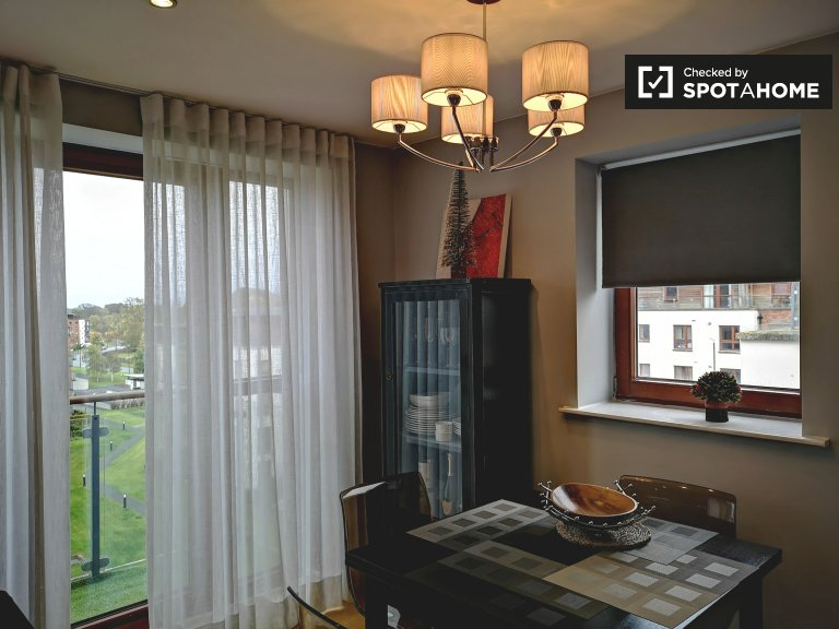 Modern 1-bedroom apartment for rent in Santry, Dublin