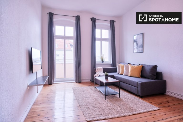 Nice apartment with 1 bedroom to rent in Charlottenburg