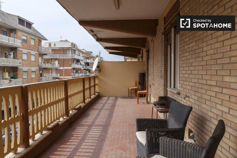 Appartement de 2 chambres à louer à Lido di Ostia, Rome
