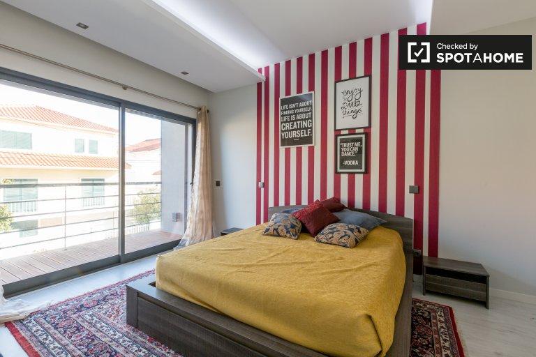 Camera in affitto Appartamento con 3 camere da letto Carcavelos, Lisbona
