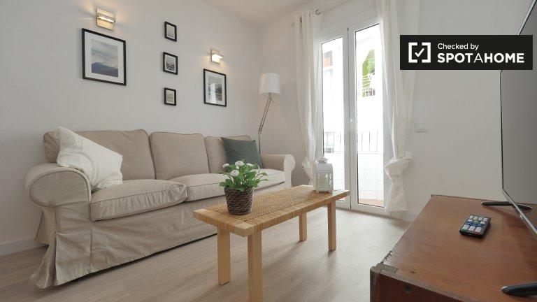 3-room flat for rent in Hospitalet de Llobregat, Barcelona