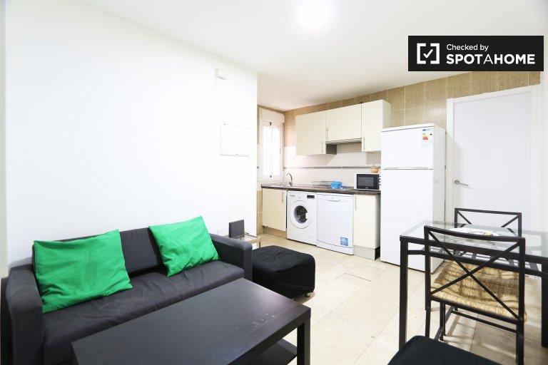 2-pokojowe mieszkanie do wynajęcia w Puerta del Ángel, Madryt