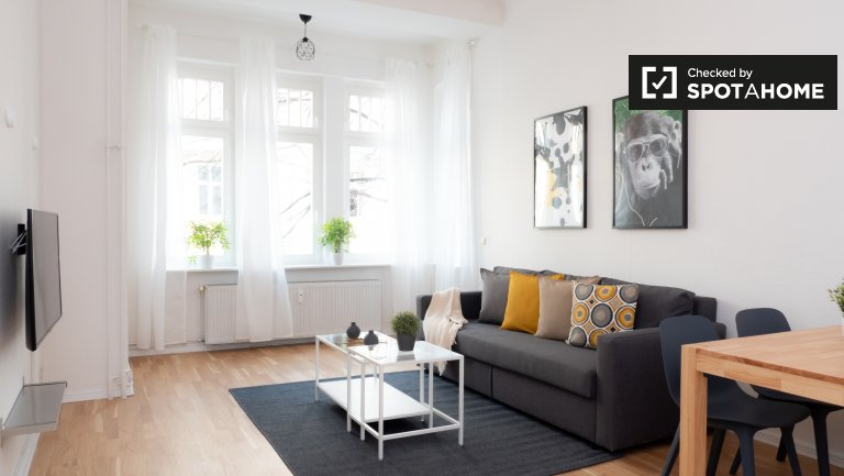 2 yatak odalı daire kiralamak Treptow-Köpenick, Berlin