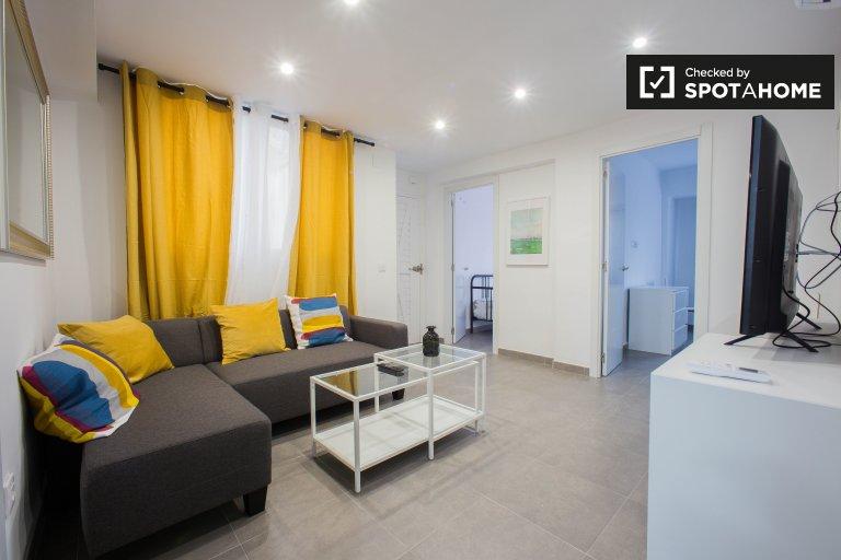 3-pokojowe mieszkanie do wynajęcia w Poblats Marítims, Valencia