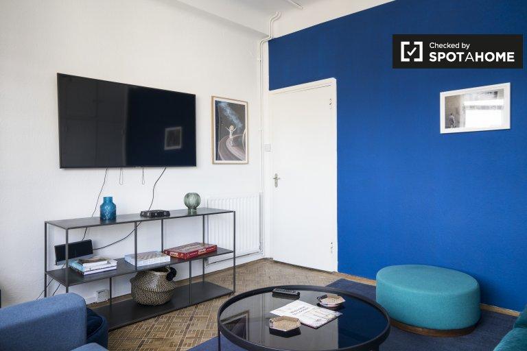 Elegante 4-Zimmer-Wohnung zum Mieten in Camden, London