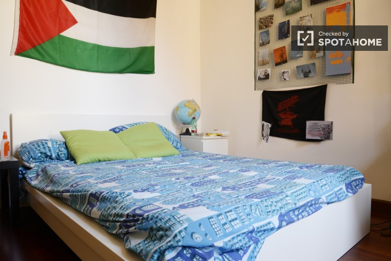 Camera da letto 1 - Letto matrimoniale