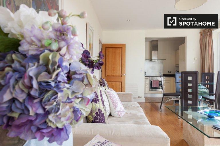 Brilhante apartamento de 2 quartos para alugar em Downtown, Dublin