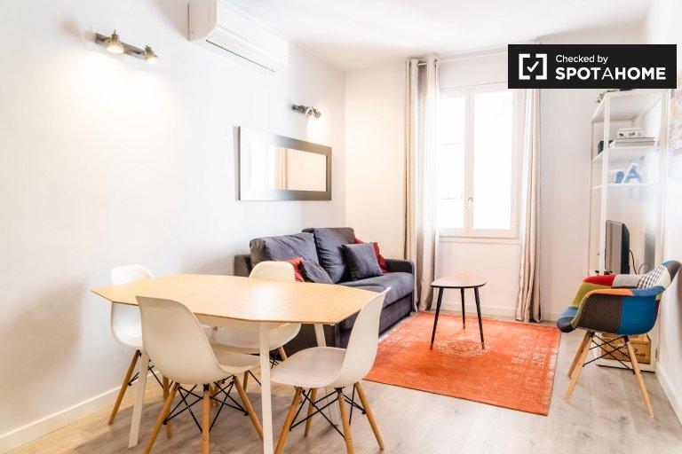2-bedroom apartment for rent in Poblenou, Barcelona