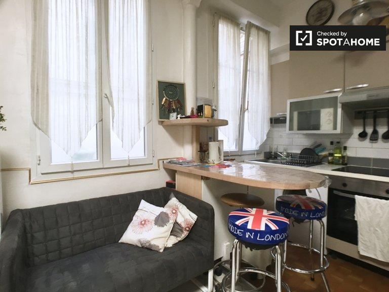 Studio apartment for rent, 11th arrondissement, Paris