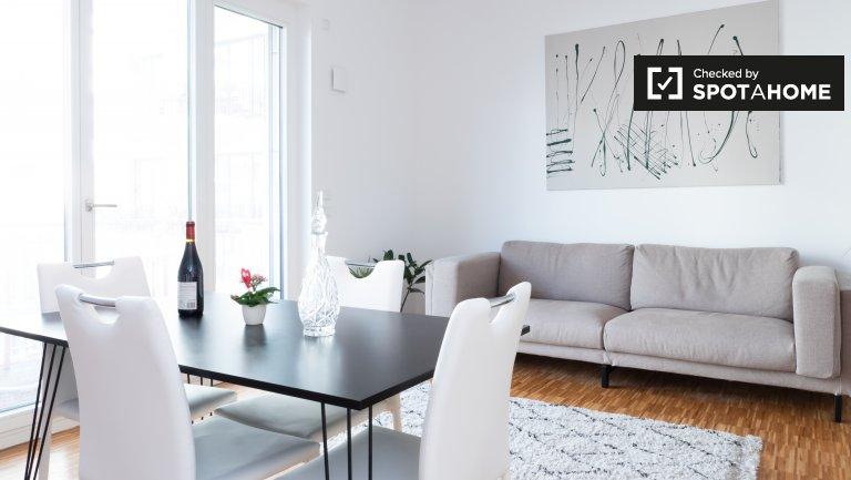 Wunderschöne, sonnige 2-Zimmer-Wohnung in Friedrichshain