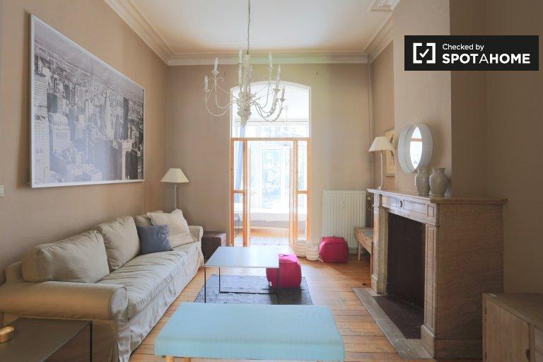 Tranquil 1 appartamento in affitto a Etterbeek, Bruxelles