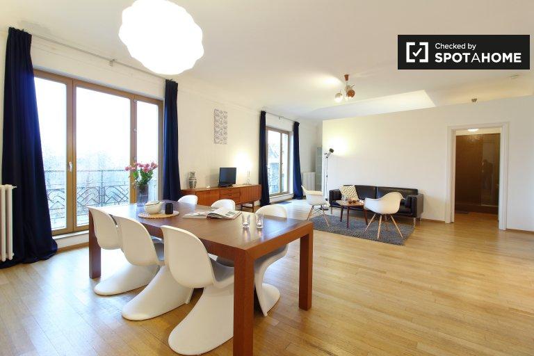 1-Zimmer-Wohnung für Gewerbetreibende in Forest zu vermieten