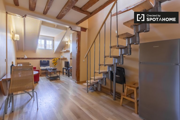 Cosy 1-bedroom  apartment for rent in Chueca, Madrid