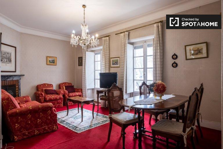Bellissimo appartamento con 3 camere da letto in affitto, Areeiro, Lisbona