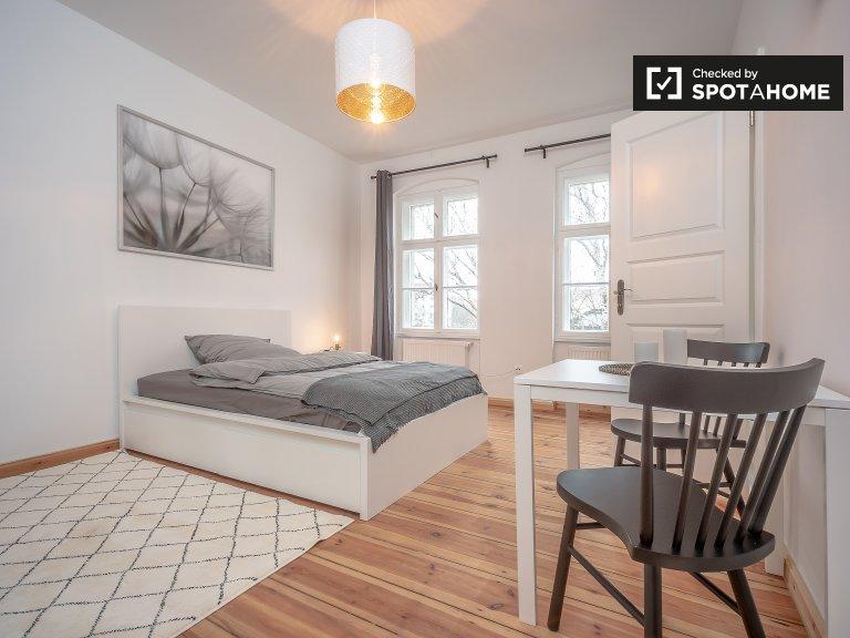 Modern studio apartment for rent in Neukölln, Berlin