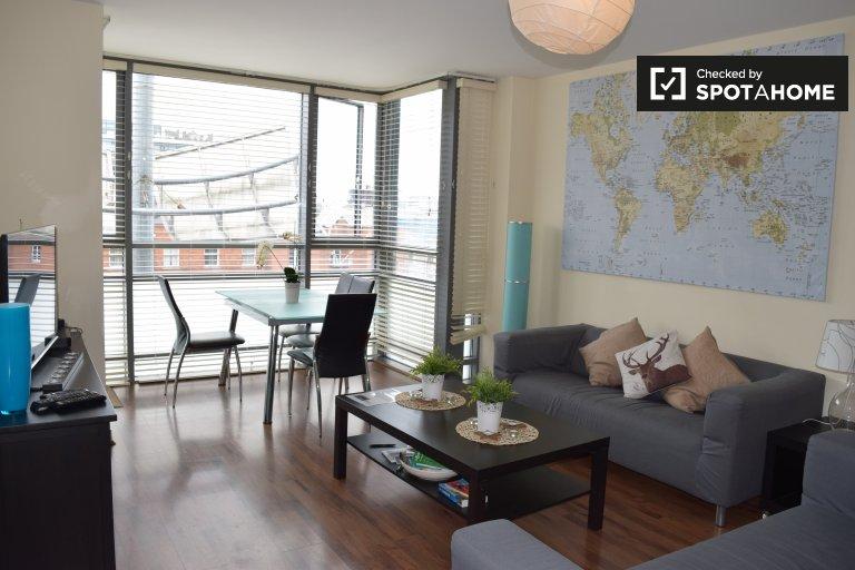 2-pokojowe mieszkanie do wynajęcia w Smithfield, Dublin