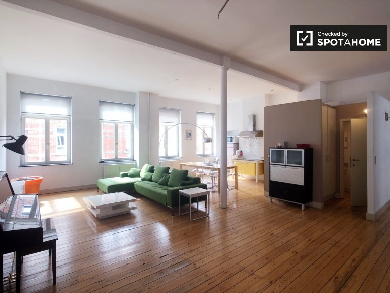Great 1-bedroom apartment for rent in Brussels City Center