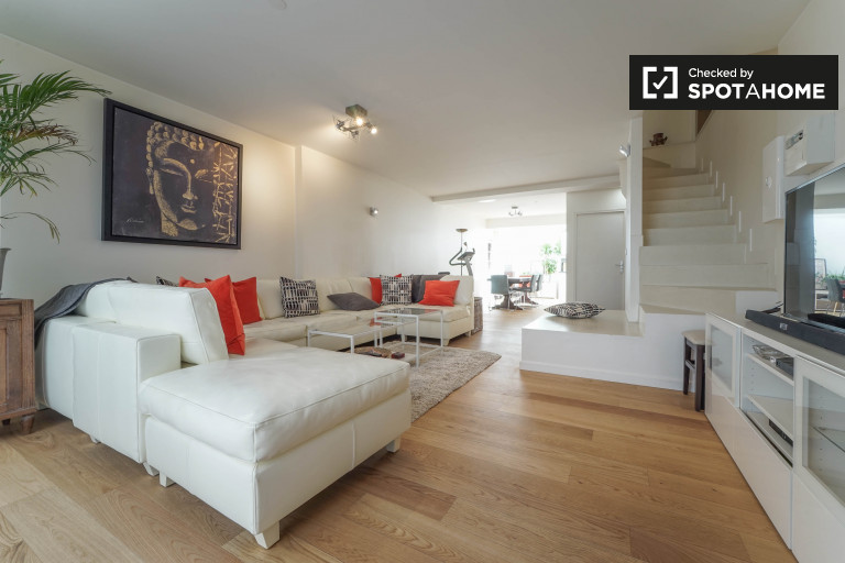 2-pokojowe mieszkanie do wynajęcia - 20. dzielnica, Paryż