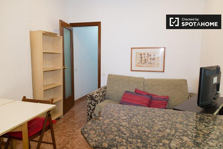 Cosy 1-bedroom apartment for rent in El Born, Barcelona