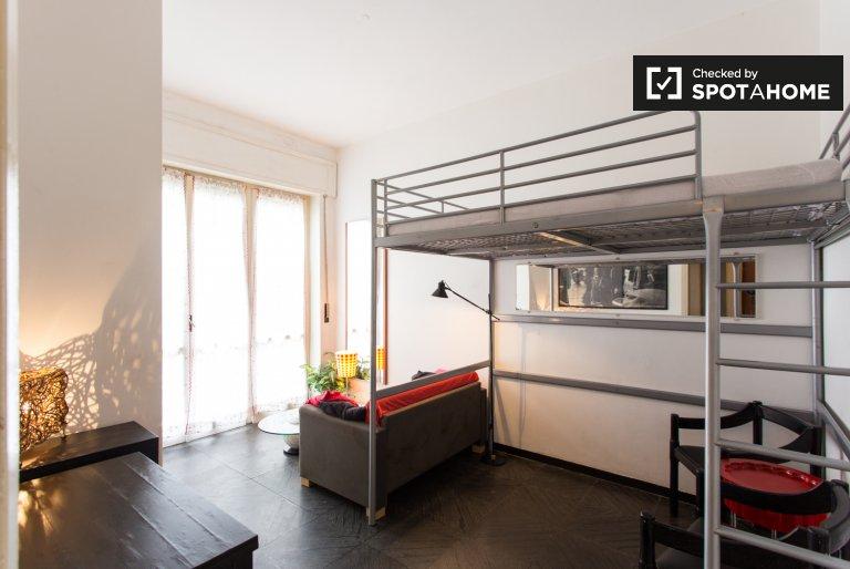 Gemütliche Studio-Wohnung zu vermieten, Lambrate, Mailand
