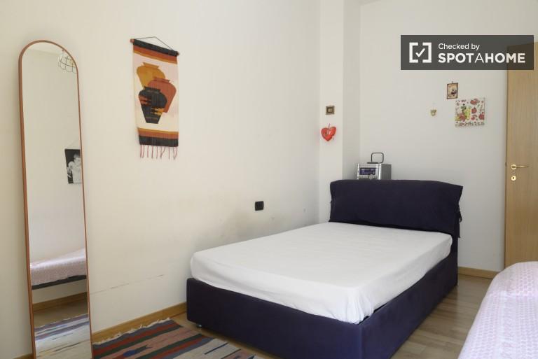 Charmoso apartamento de 1 quarto para alugar no centro da cidade de Milão