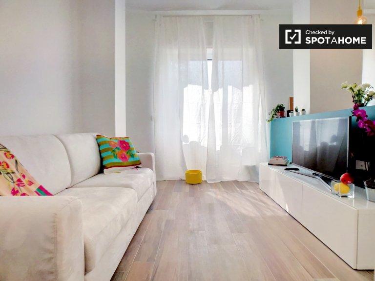 Apartamento de 1 dormitorio en alquiler en Córcega, Milán